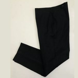 Chicos Fabulously Slimming Black Pants Short